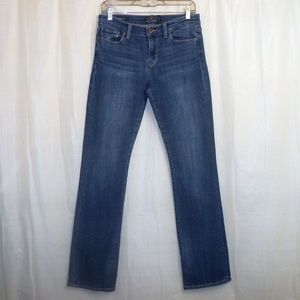 Lucky Brand Brooke Boot Cut Jeans 6/28 6 (X 32)